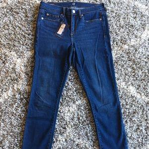 Gap, NWT,  True Skinny Jeans